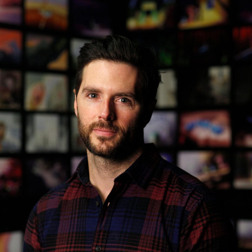 Pixar Animator Robb Denovan