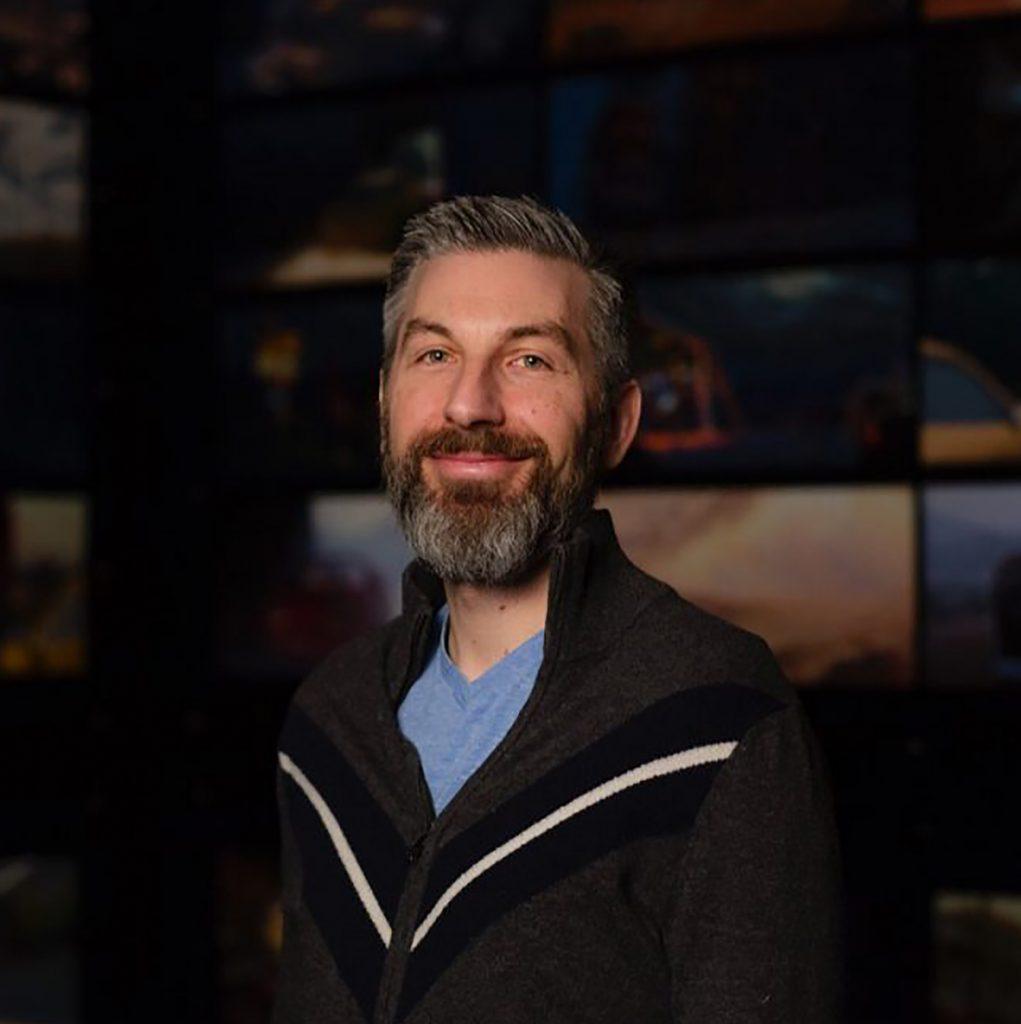 Animation Instructor Tal Shwarzman