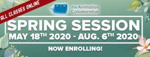 AnimC Spring Session Announcement