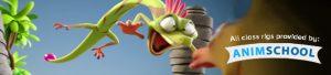 AnimC Rigs provided by AnimSchool